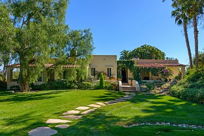 Rancho Santa Fe Single Family Home For Sale: 6855 La Valle Plateada