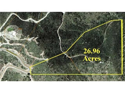 Bonsall Residential Lots & Land For Sale: 26.96 Pala Del Norte Road #110-072-