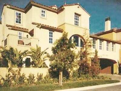 Chula Vista Townhouse Contingent