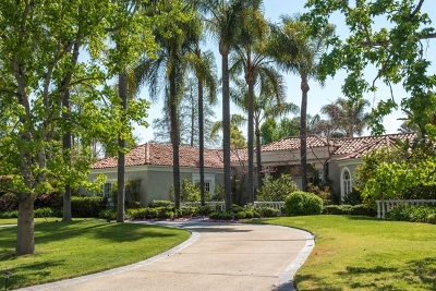 Rancho Santa Fe Single Family Home Sold: 6275 Calle Del Campanario