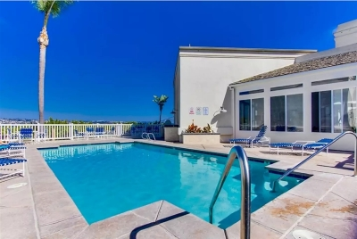 Pacific Beach Rental For Rent: 3991 Crown Point #115