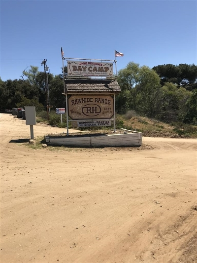 Bonsall Residential Lots & Land For Sale: W Lilac #D