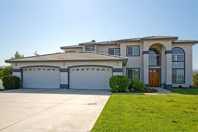 Murrieta, Temecula Single Family Home For Sale: 41480 Valencia Way