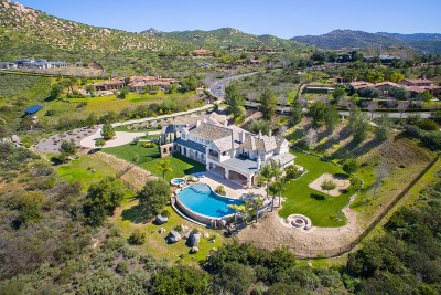 Poway Single Family Home For Sale: 18781 Heritage Drive