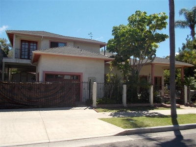 Coronado Multi Family 2-4 For Sale: 400 N 3rd St.