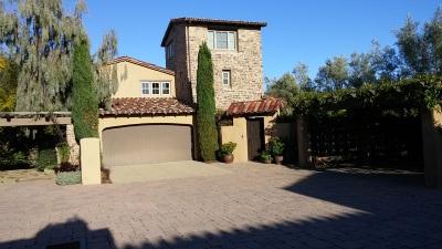 San Diego Single Family Home Sold: Entrada De Luz East