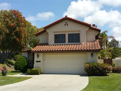 Del Mar Single Family Home For Sale: 1210 Ladera Linda