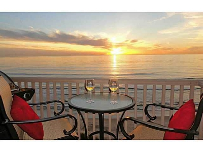 Solana Beach Attached For Sale: 835 Beachfront #D