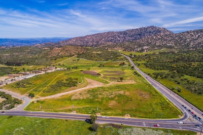 San Diego County Residential Lots & Land For Sale: Highway 67
