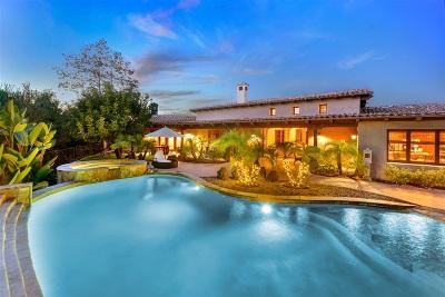 Santaluz Single Family Home For Sale: 7631 Iluminado
