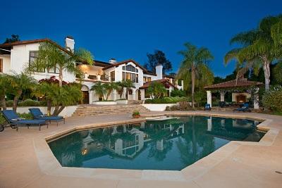 Single Family Home For Sale: 18656 Avenida Cordillera