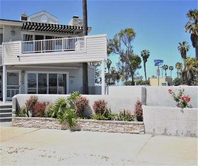 San Diego Multi Family 2-4 Contingent: 2990-2990 1/2 Bayside Walk