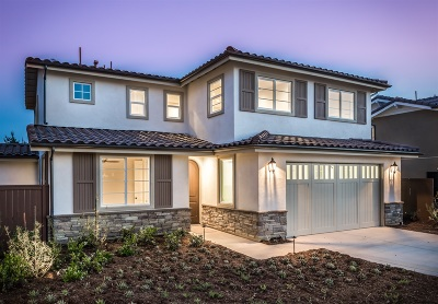 Cardiff By The Sea Single Family Home For Sale: 913 Santo Way