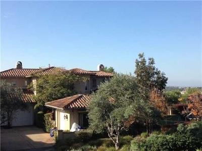 San Diego Single Family Home Sold: 7797 Doug Hill