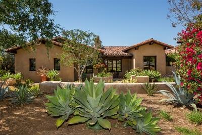 Santaluz Single Family Home For Sale: 7806 Sendero Angelica
