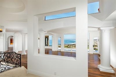 La Jolla Single Family Home For Sale: 7411 Hillside