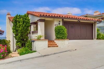 Del Cerro, Del Cerro Heights, Del Cerro Highlands, Del Cerro Terrace Single Family Home For Sale: 6176 Caminito Sacate