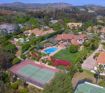 Fairbanks Ranch Single Family Home For Sale: 6437 Calle Del Alcazar