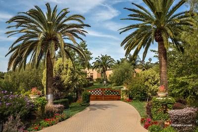 Rancho Santa Fe Single Family Home For Sale: 5465 Vista De Fortuna