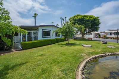Mobile/Manufactured Sold: 7223 San Lucas St #139