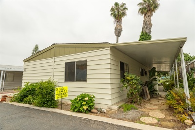 Mobile/Manufactured For Sale: 350 N El Camino Real #16