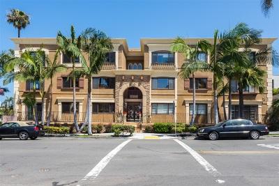 La Jolla Attached For Sale: 410 Pearl St #2B