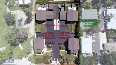 Solana Beach Multi Family 2-4 For Sale: 718-724 Stevens Avenue