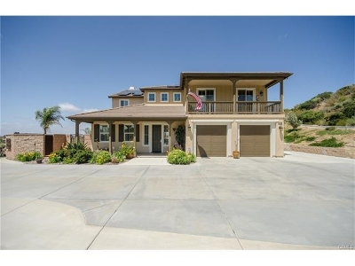 Murrieta, Temecula Single Family Home For Sale: 45590 Anza