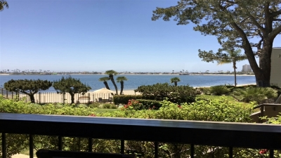 Pacific Beach Rental For Rent: 3940 Gresham #211