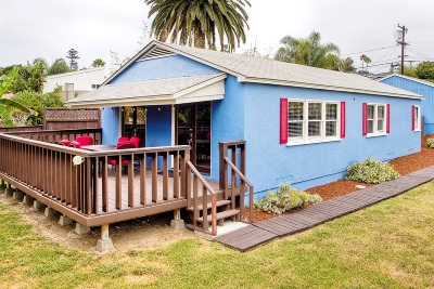 Encinitas Single Family Home For Sale: 798 Saxony