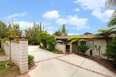 Encinitas Single Family Home For Sale: 1462 Eolus Ave