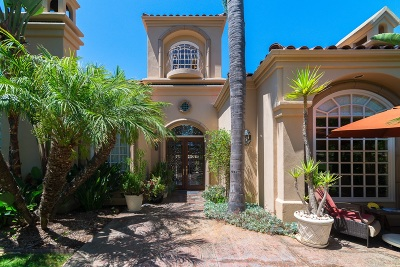 Fairbanks Ranch Single Family Home For Sale: 6039 Calle Camposeco