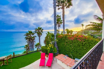 Encinitas Single Family Home For Sale: 1350 S Coast Hwy 101