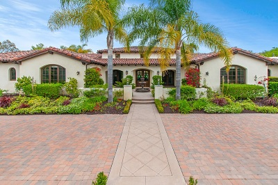 Single Family Home For Sale: 7765 Top O The Morning Way