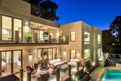 San Diego Single Family Home For Sale: 411 San Gorgonio