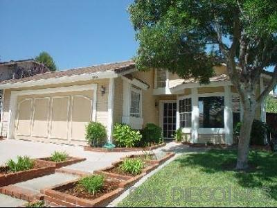 Murrieta CA Single Family Home Contingent: $329,995