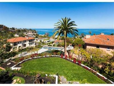 La Jolla Single Family Home For Sale: 7770 Sierra Mar Drive