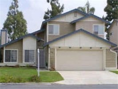 Oceanside Single Family Home For Sale: 1683 Bronco Way