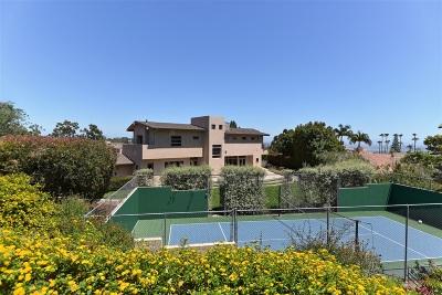 La Jolla Single Family Home For Sale: 1740 Colgate Circle