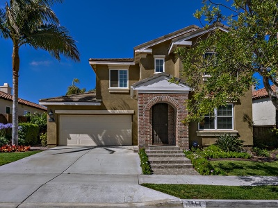 Carlsbad Single Family Home For Sale: 3594 Granite Ct