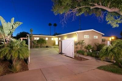 Single Family Home For Sale: 3814 Martha