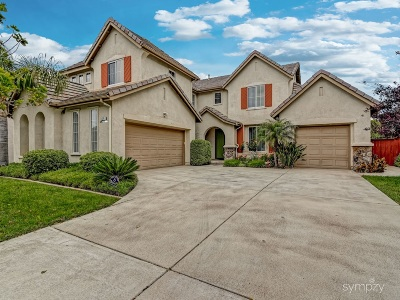 San Marcos Single Family Home For Sale: 624 Chesterfield Circle