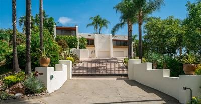 Escondido Single Family Home For Sale: 1330 Sierra Linda Dr