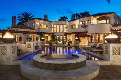 Rancho Santa Fe Single Family Home For Sale: 16756 Los Morros
