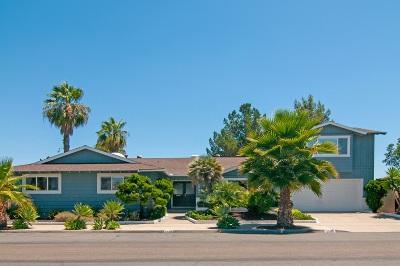 Del Cerro, Del Cerro Heights, Del Cerro Highlands, Del Cerro Terrace Single Family Home For Sale: 5583 Del Cerro Blvd.