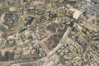 Murrieta, Temecula Residential Lots & Land For Sale: Swc Santiago Rd & John Warner Rd #1