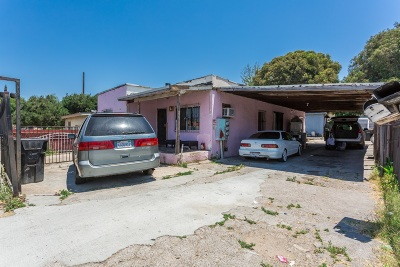 San Diego Single Family Home For Sale: 185 Euclid Ave