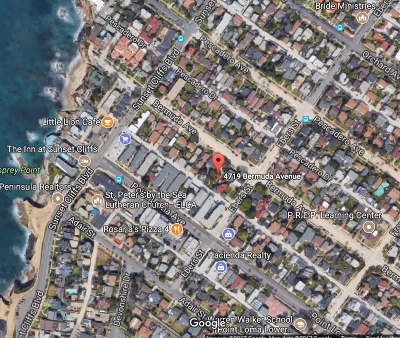 Ocean Beach, Ocean Beach/Point Loma, Ocean Obeach Single Family Home For Sale: 4719 Bermuda Ave