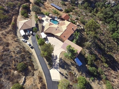 Poway Single Family Home For Sale: 16951 Old Coach Rd