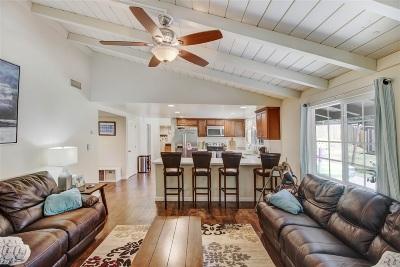 San Diego Single Family Home For Sale: 6325 Jackson Dr